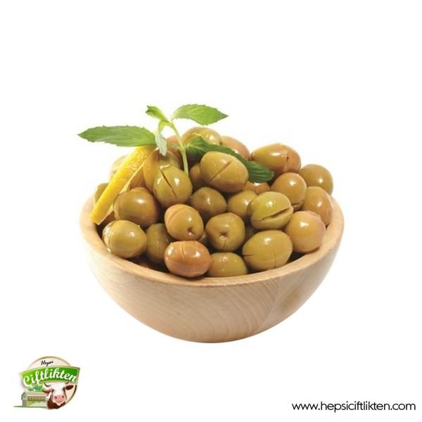 Yeşil Zeytin (1kg)